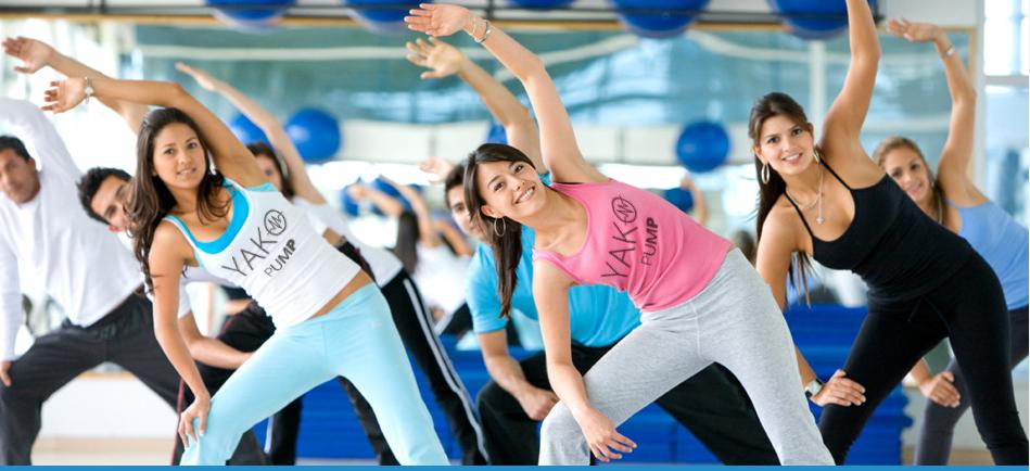 Bienvenu dans votre nouvelle salle de Fitness!