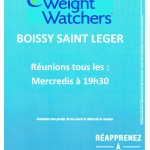 réunions weight watchers