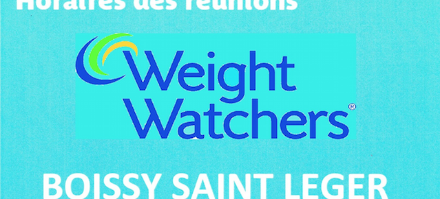 réunion weight watcher