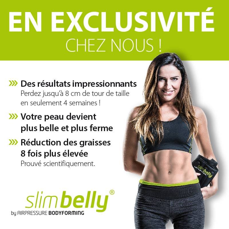 slim belly exclusivité